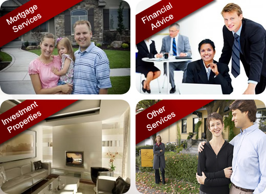 Mortgage Services - Financial Advice - Investment Properties - Related Services
